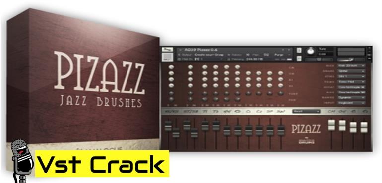 Analogue Drums – Pizazz (KONTAKT)_Icon