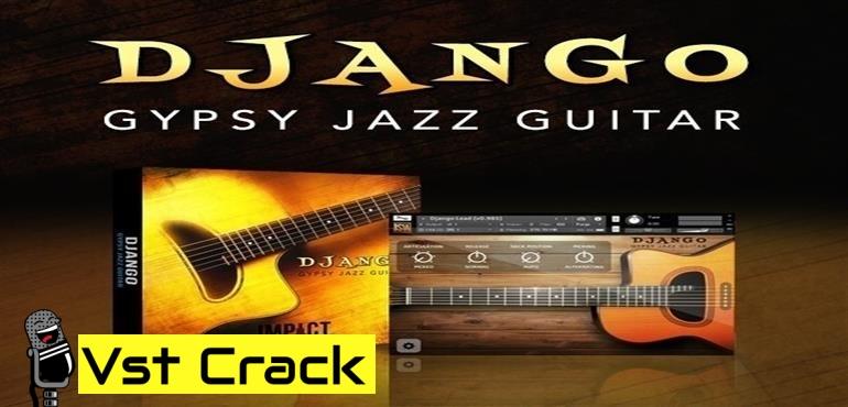 Django Gypsy Jazz Guitar (KONTAKT)_Icon
