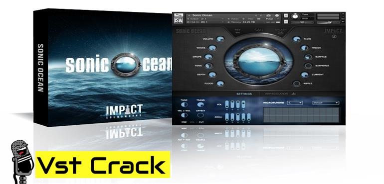 Impact Soundworks – Sonic Ocean (KONTAKT)_Icon