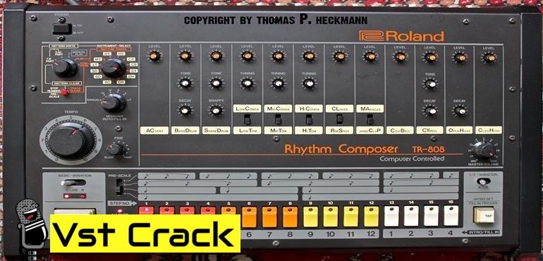 Roland – VS TR-808 VST_Icon