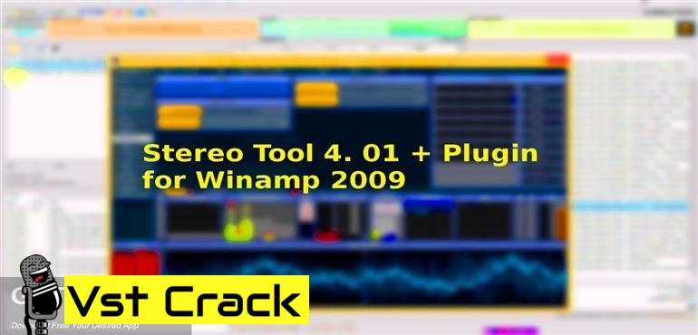 Stereo Tool 4. 01 + Plugin for Winamp 2009_Icon