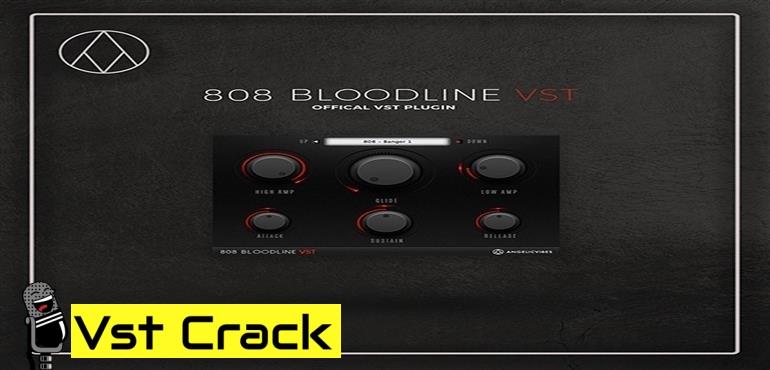 808 Bloodline VST_Icon