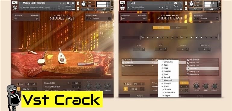 Native Instruments Discovery Series Middle East KONTAKT Library_Icon