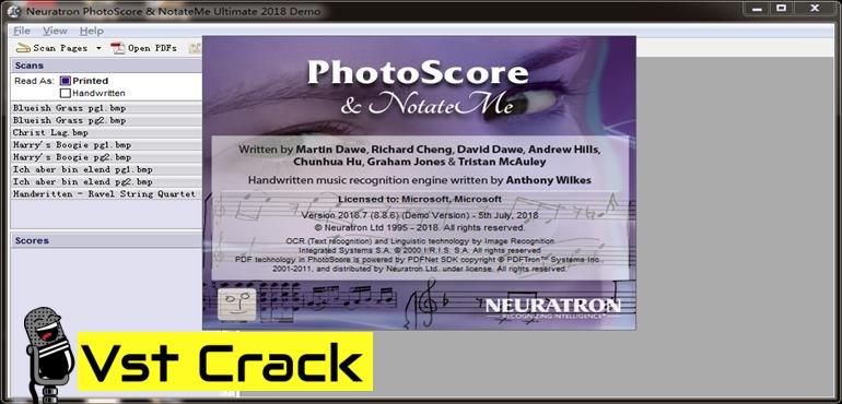 Neuratron PhotoScore & NotateMe Ultimate 2018_Icon