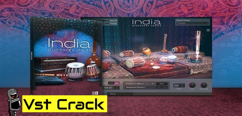 Native Instruments Discovery Series India KONTAKT Library VST_Icon